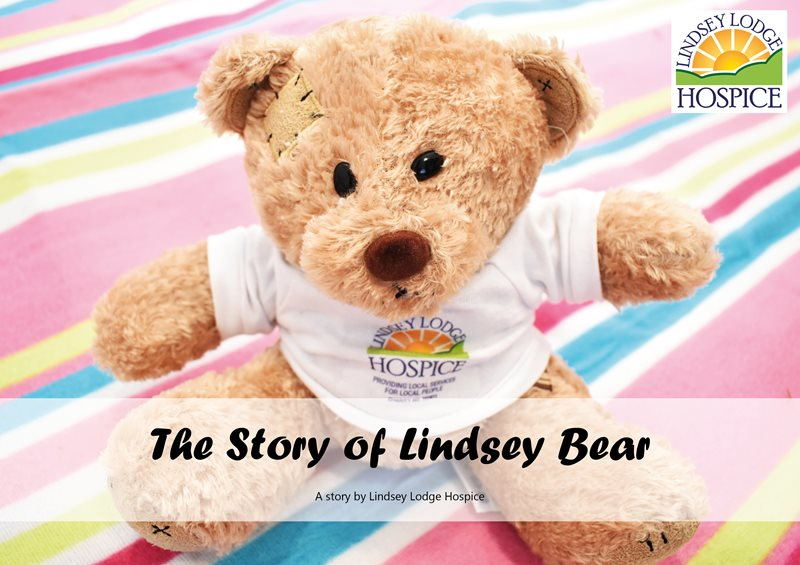 cover of lindsey bear story book